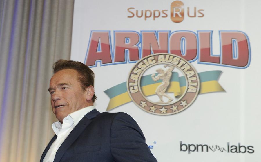 Zawody Arnold Classic w Melbourne