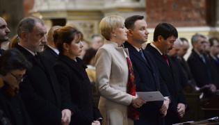 Prezydent Andrzej Duda na Węgrzech