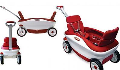 Wózek, o którzym marzyłoby każde dziecko
