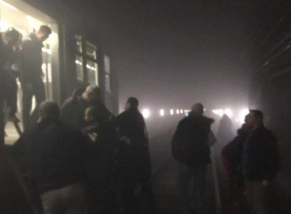 Seria wybuchów, dym nad lotniskiem, panika w metrze. Bruksela zaatakowana