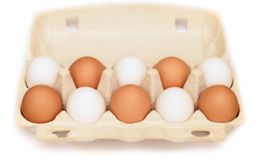 Jak przechowywać jajka?