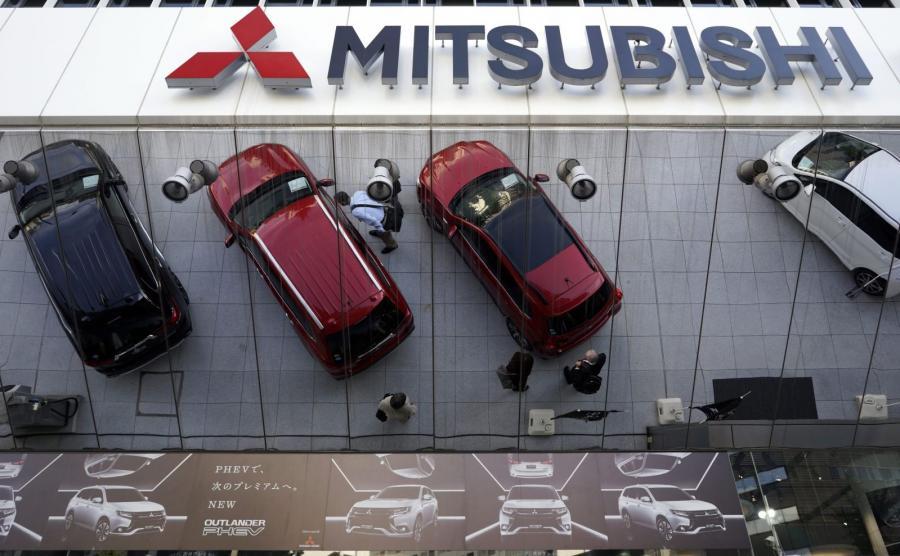 Mitsubishi manipulowało wynikami spalania w swoich samochodach
