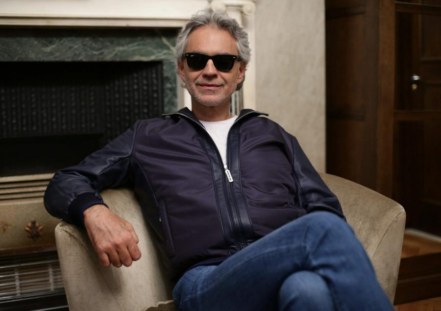 Andrea Bocelli wystąpi 27 maja w Krakowie