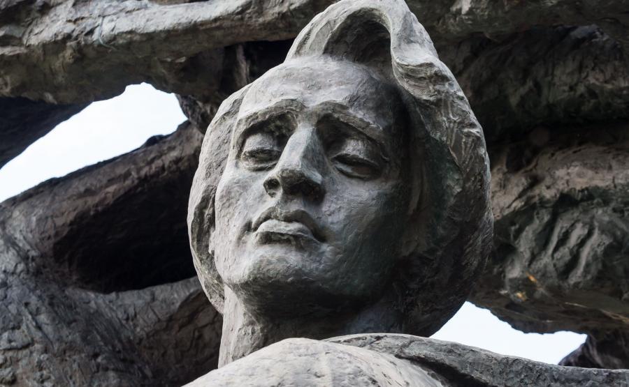 Pomnik Fryderyka Chopina w Łazienkach Królewskich