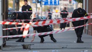 Eksplozja ładunku domowej roboty we Wrocławiu