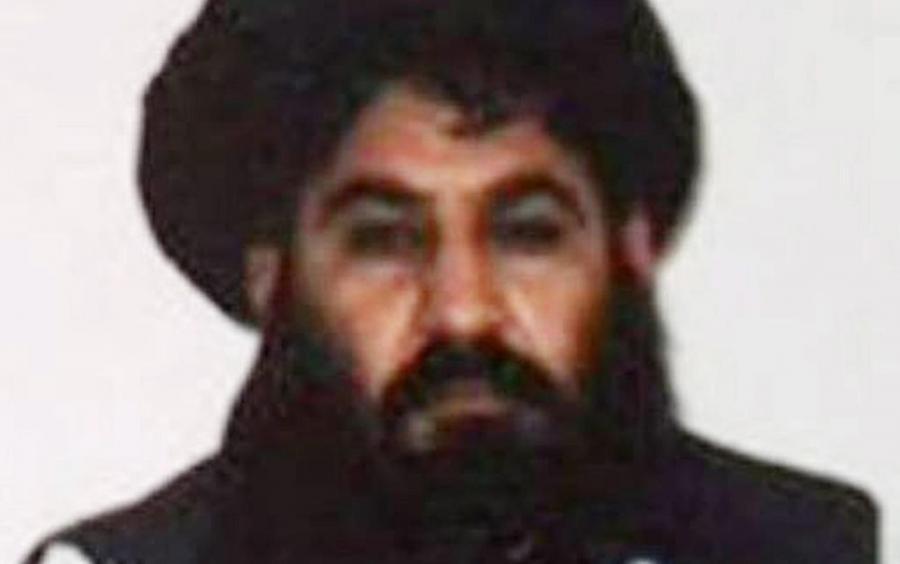 Mułła Mansur zginął w ataku amerykańskich dronów