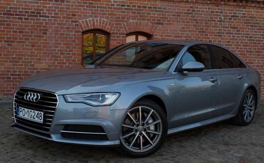 Audi A6 jest najbardziej lubiane przez złodziei na Dolnym Śląsku