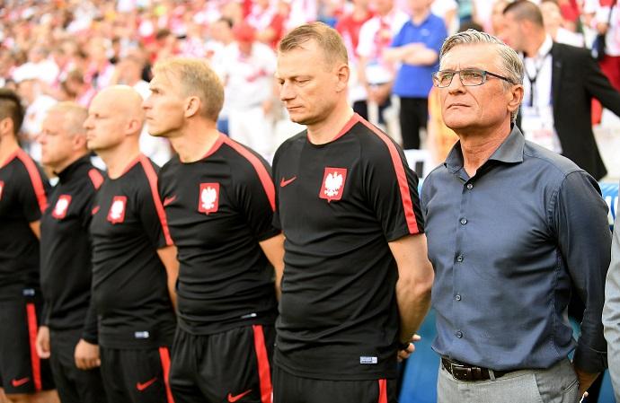Sztab trenerski piłkarskiej reprezentacji Polski