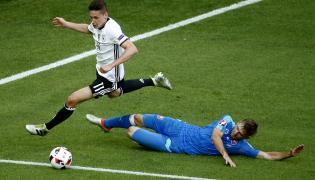 Niemcy - Słowacja