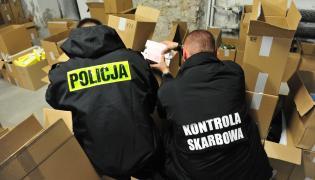 Policja i kontrola skarbowa