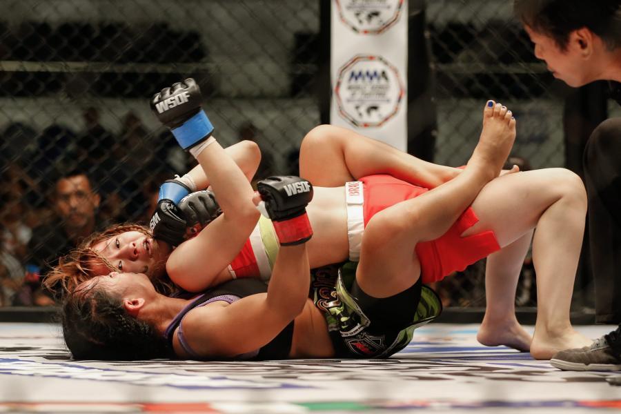 Ale młócka! MMA to nie tylko UFC i KSW