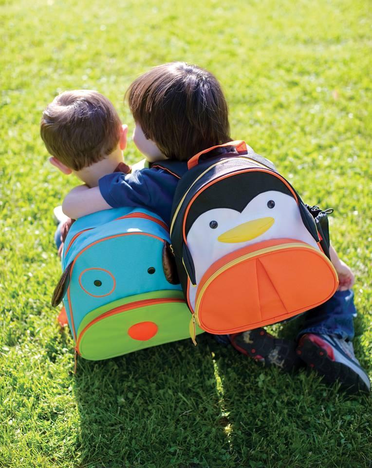 Dobry plecak dla przedszkolaka