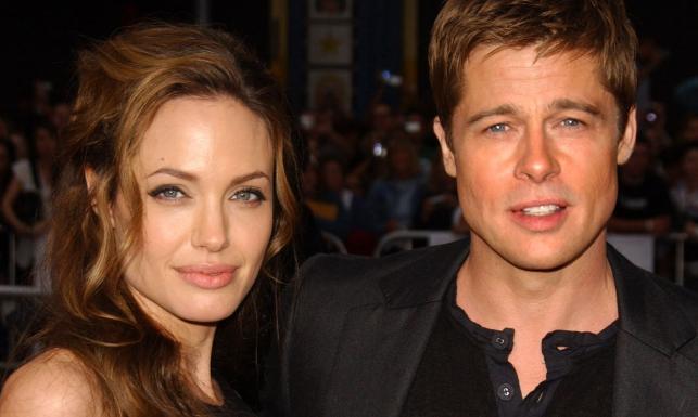 Byli najpiekniejszą parą świata. Historia miłości Angeliny i Brada [ZDJĘCIA]
