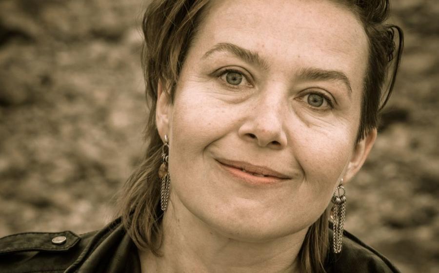 Elżbieta Cherezińska / fot. Dariusz Chereziński