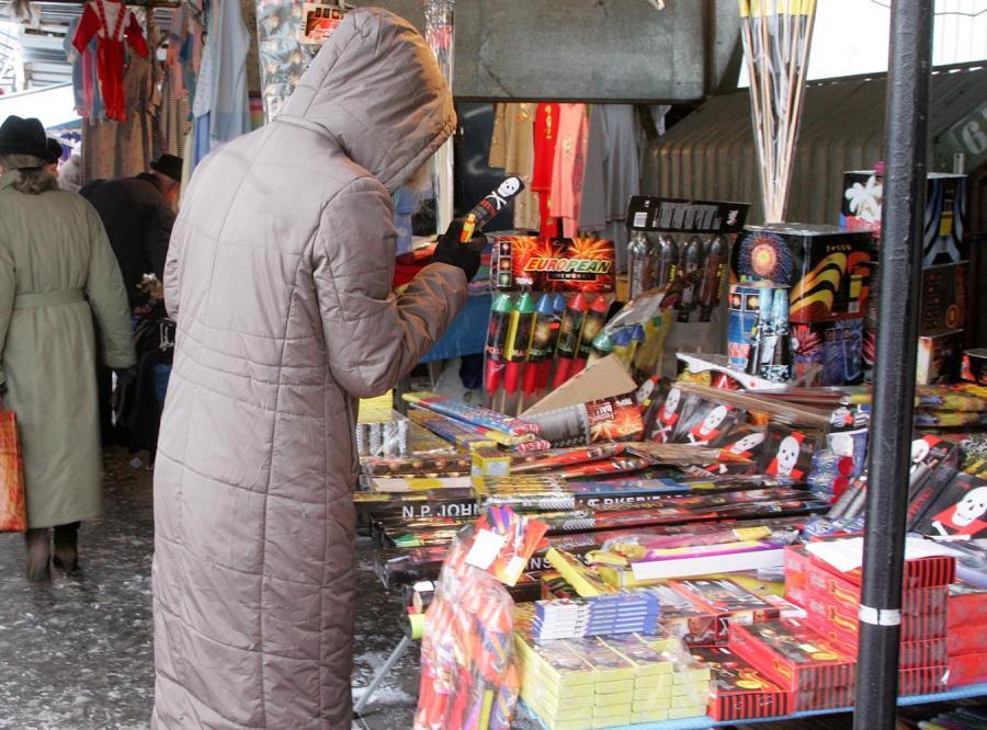 Sylwestrowy zakaz odpalania petard w Zachodniopomorskiem