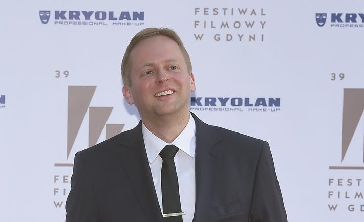 Michał Oleszczyk w Gdyni