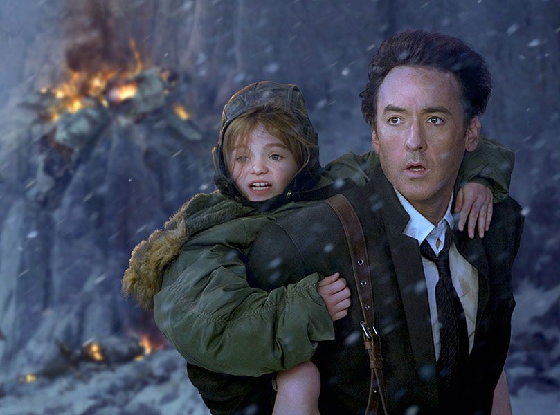 John Cusack i Morgan Lily w filmie \