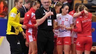 Trener reprezentacji Polski Leszek Krowicki