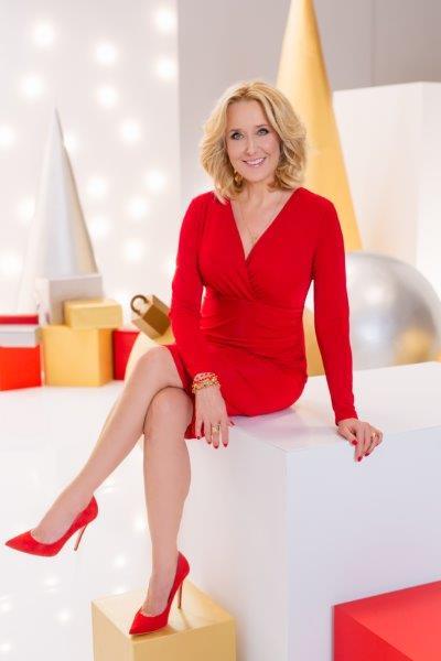 Święta w TLC z gwiazdami: Agata Młynarska