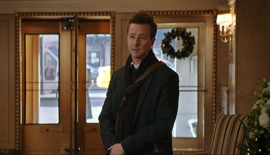 """Edward Norton w filmie """"Ukryte Piękno"""". Premiera 25 grudnia 2016. fot. materiały prasowe"""