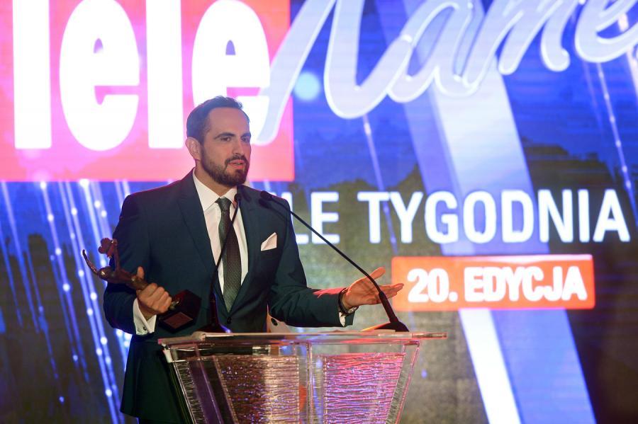 Telekamery 2017: Agustin Egurrola