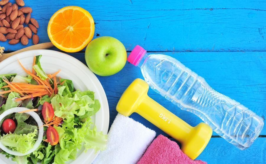 Dieta przed treningiem
