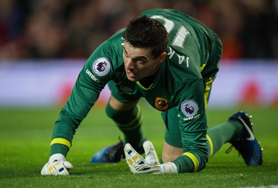 Bramkarz Hull City, Eldin Jakupovic