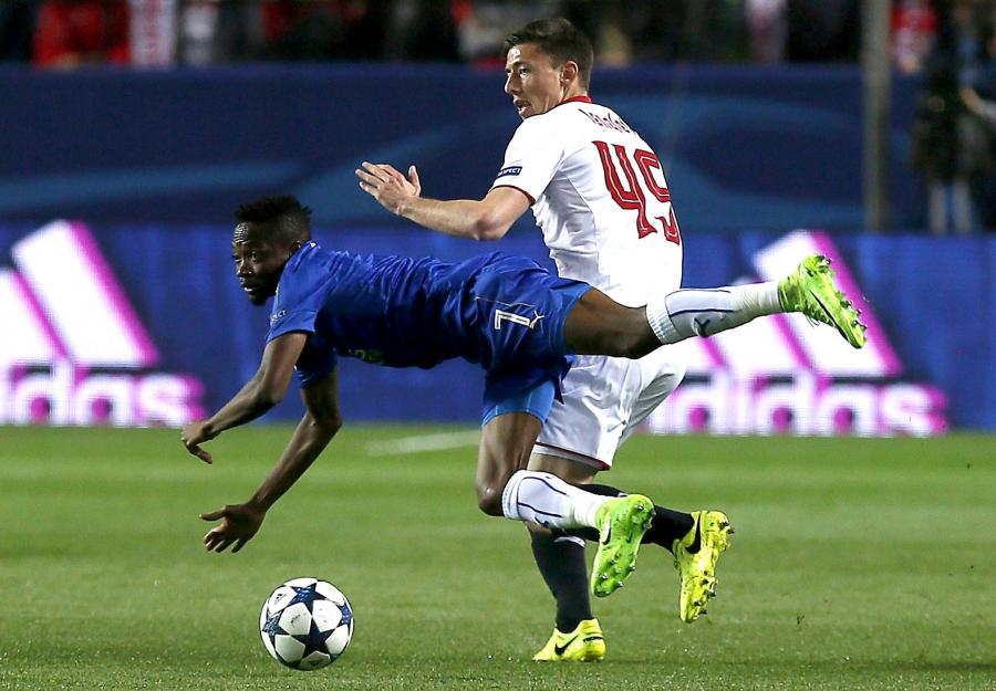 Clement Lenglet i Ahmed Musa
