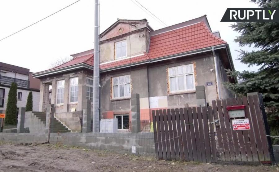 Dom nazistowskiego kata z Płaszowa