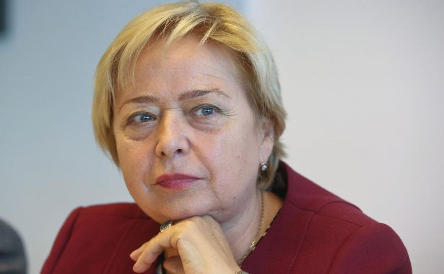 I prezes Sądu Najwyższego Barbara Gersdorf