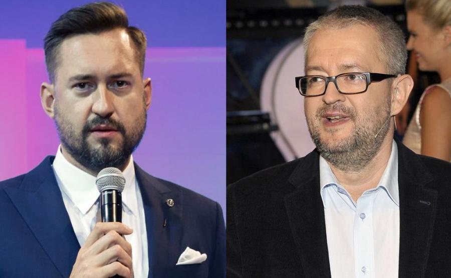 Marcin Prokop, Rafał Ziemkiewicz