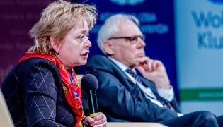 Małgorzata Gersdorf i Marek Safjan