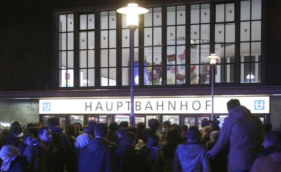 Dworzec w Duesseldorfie